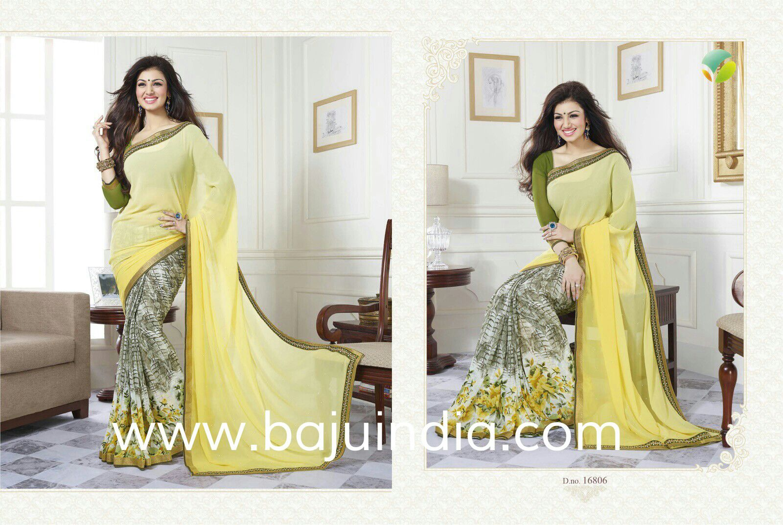 D.no.16806 - Baju India Muslim - Baju India Modern - Baju Khas India - Baju Adat India - Sari India Terbaru - Sari India Muslim - Baju Kerajaan India - Baju Salwaar India