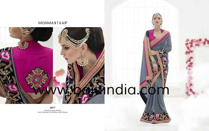 Baju India Muslim - Baju India Modern - Baju Khas India - Baju Adat India - Sari India Terbaru - Sari India Muslim - Baju Kerajaan India - Baju Salwaar India - M-3817