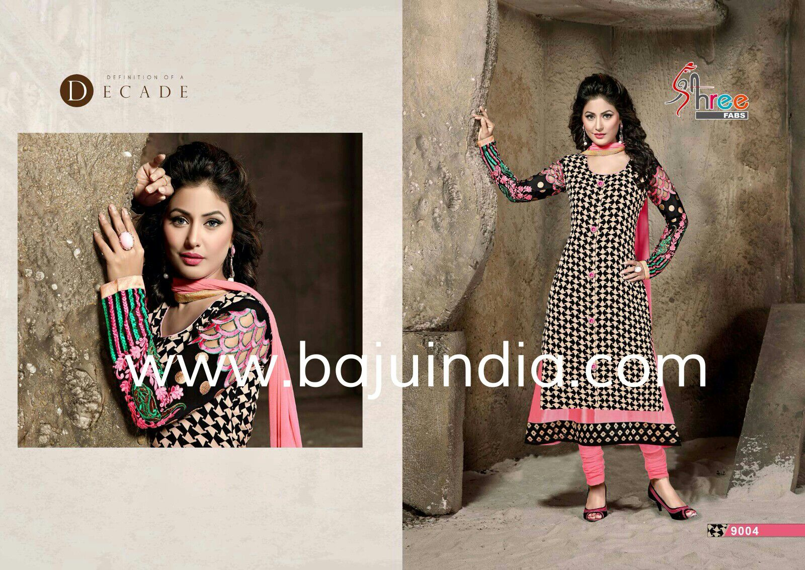 Baju India Muslim - Baju India Modern - Baju Khas India - Baju Adat India - Sari India Terbaru - Sari India Muslim - Baju Kerajaan India - Baju Salwaar India - SHREE-9004