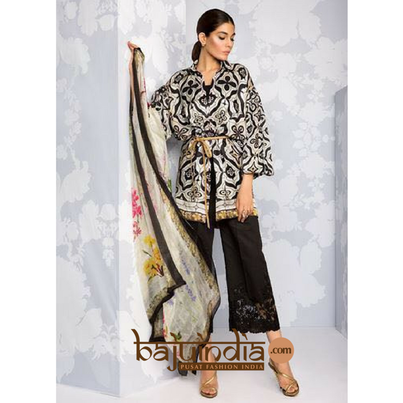 Baju India Muslim - Baju India Modern - Baju Khas India - Baju Adat India - Sari India Terbaru - Sari India Muslim - Baju Kerajaan India - Baju Salwaar India – SK-31100