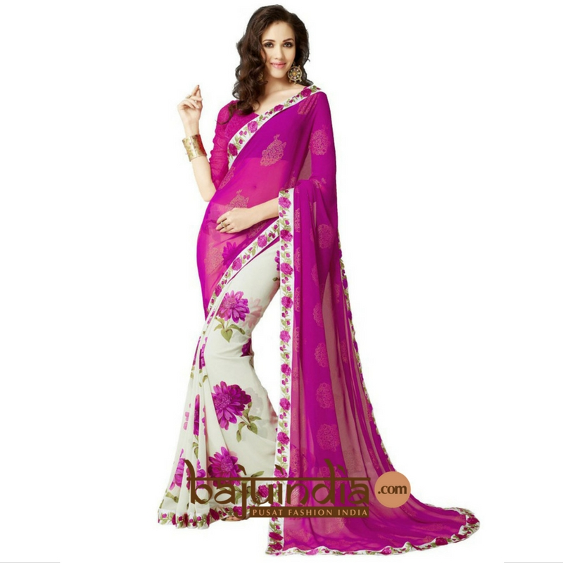 Baju India Muslim - Baju India Modern - Baju Khas India - Baju Adat India - Sari India Terbaru - Sari India Muslim - Baju Kerajaan India - Baju Salwaar India – BEST SELLER - 1005