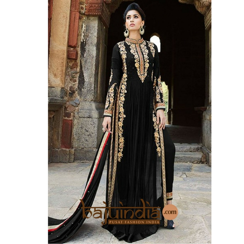 Baju India Muslim - Baju India Modern - Baju Khas India - Baju Adat India - Sari India Terbaru - Sari India Muslim - Baju Kerajaan India - Baju Salwaar India – BEST SELLER - style anarkali wedding 1110
