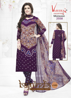 ZA 1290 Ungu Varsha Monsoon 2558